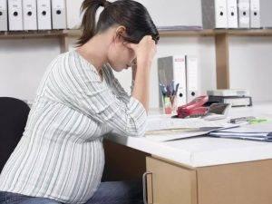 کاهش استرس پیش از زایمان