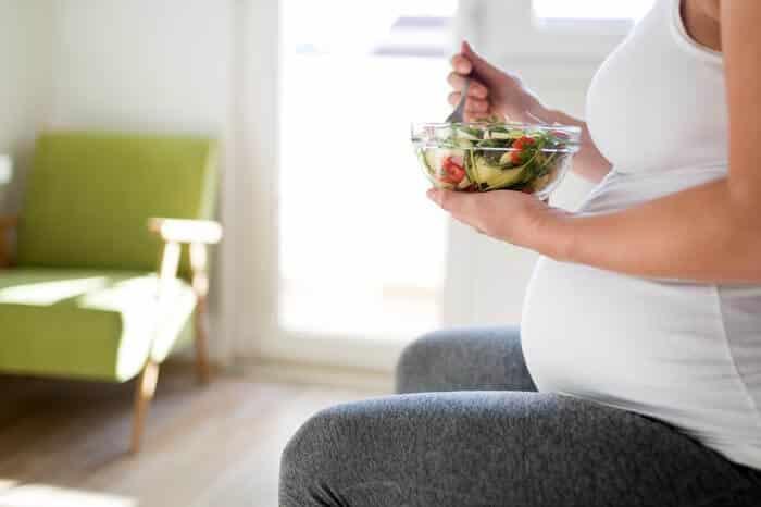 غذاهای ممنوع بارداری
